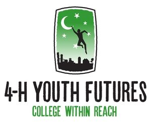 4H youth futures logo